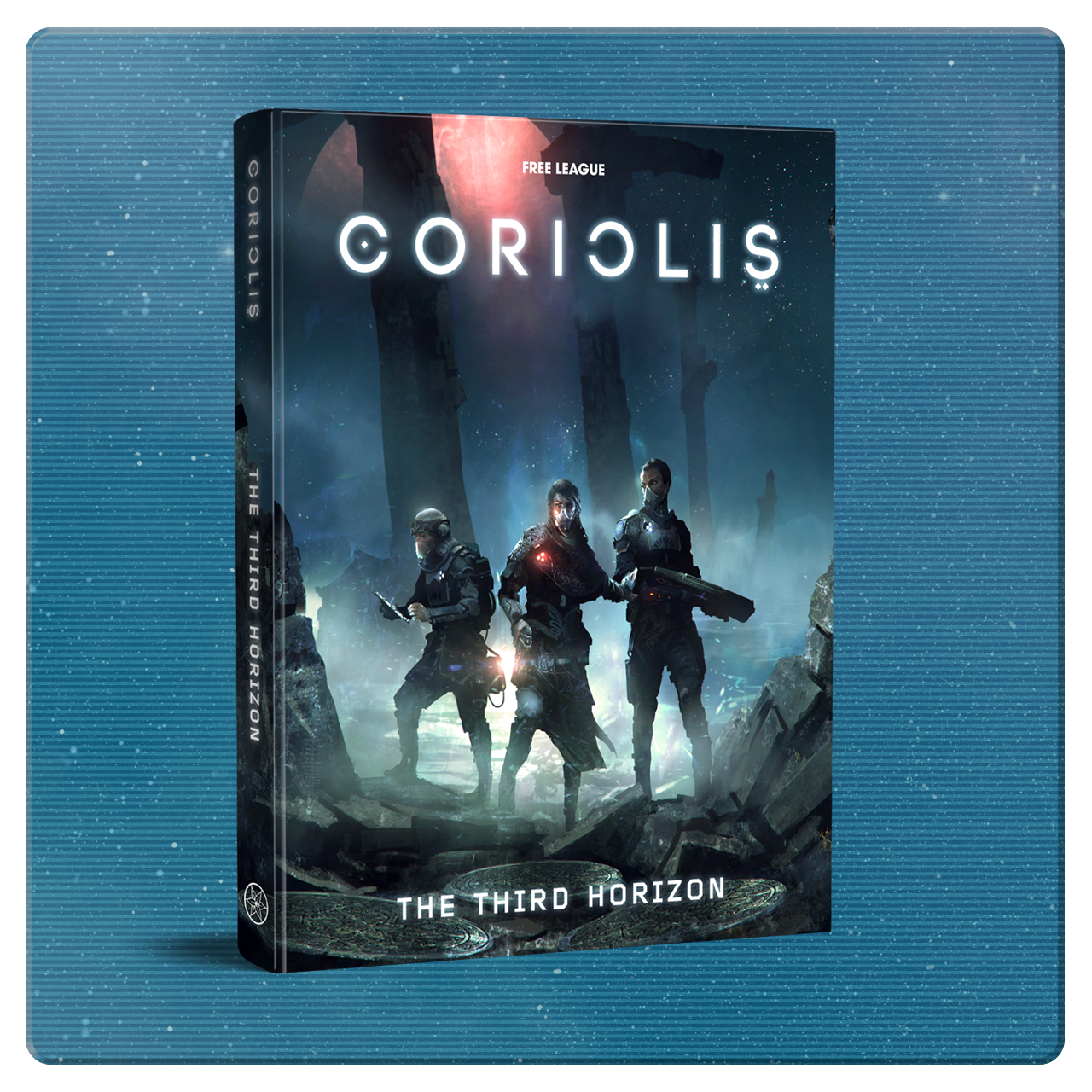 CORIOLIS - CORE RULEBOOK